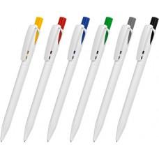 Ручка шариковая TWIN пластиковая