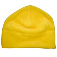 Шапка Спорт светло-желтая